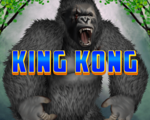 King Kong Splash Art
