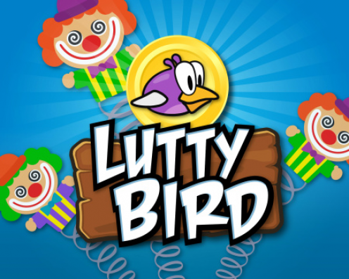 Lutty Bird Splash Art