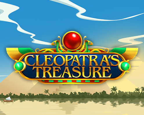 Cleopatra's Treasure Splash Art