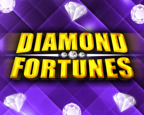 Diamond Fortunes Splash Art