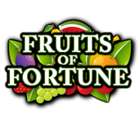 Fruits of Fortune Badge