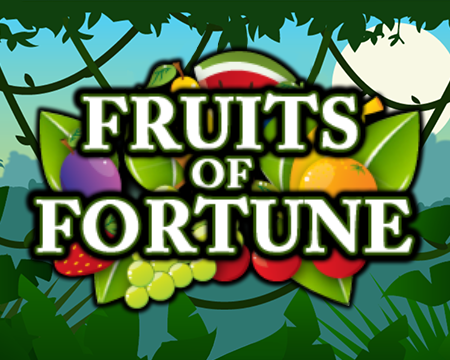 Fruits of Fortune Splash Art