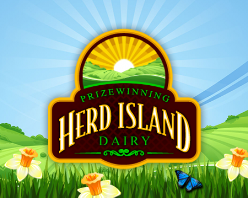 Herd Island Splash Art