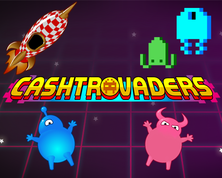 Cashtrovaders Splash Art