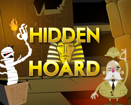 Hidden Hoard Splash Art