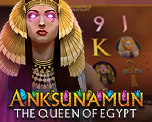 Anksunamun: the queen of Egypt Splash Art