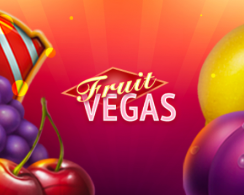 Fruit Vegas Splash Art