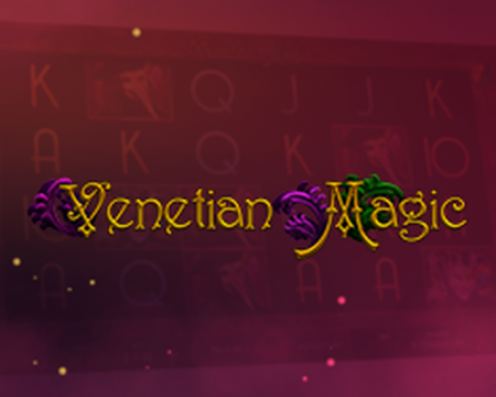Venetian Magic Splash Art