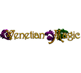 Venetian Magic Badge