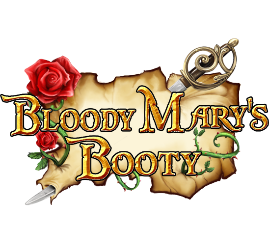 Bloody Marys Booty Badge