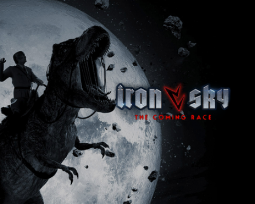 Iron Sky Splash Art