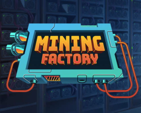 Mining Factory Splash Art