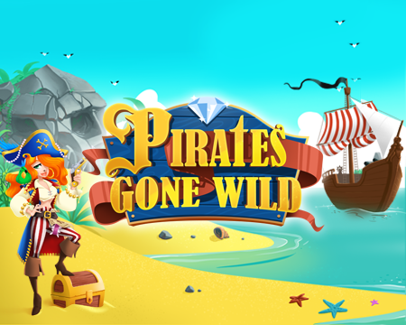 Pirates Gone Wild Splash Art