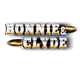 Bonnie and Clyde Badge