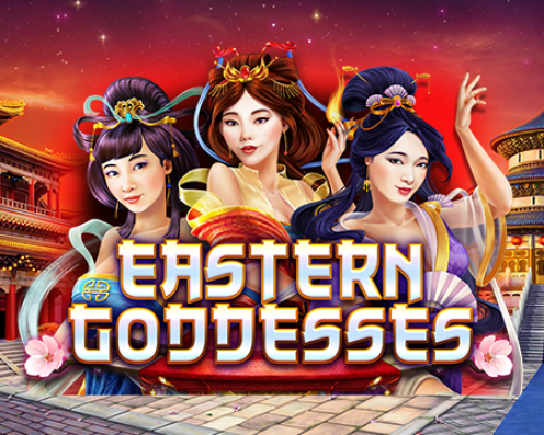 Eastern Goddesses Splash Art