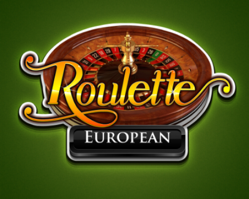 European Roulette Splash Art