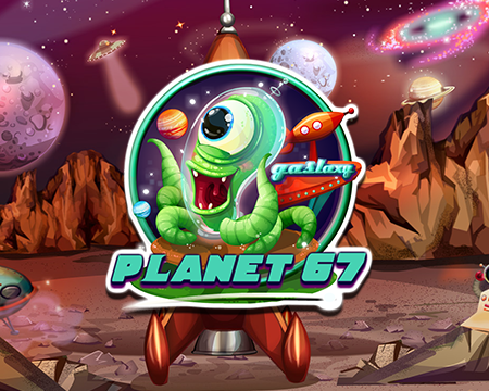 Planet67 Splash Art