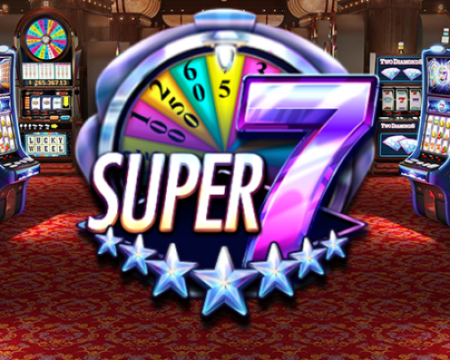 Super 7 Stars Splash Art