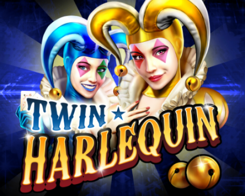 Twin Harlequin Splash Art