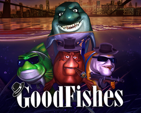 GoodFishes Splash Art
