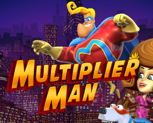 Multiplier Man Splash Art