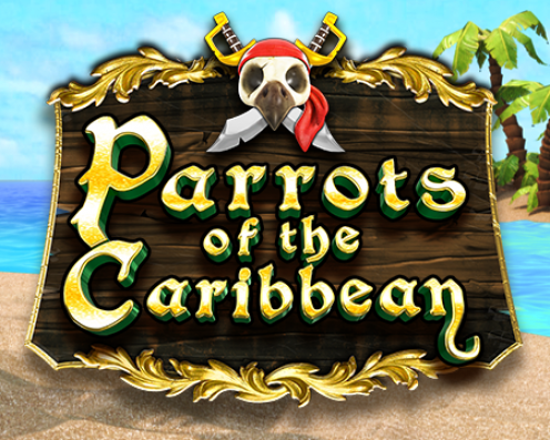Parrots of the Caribbean Splash Art