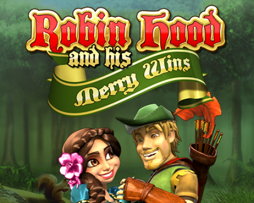Robin Hood and his Merry Wins Splash Art