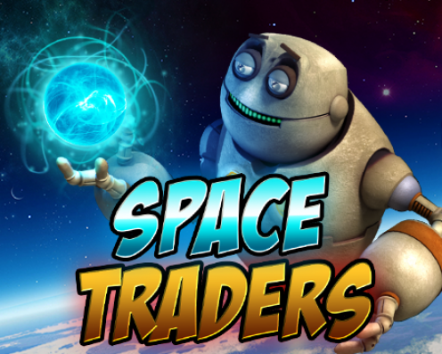 Space Traders Splash Art