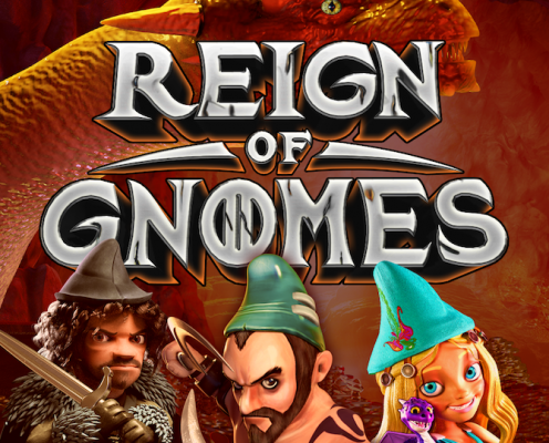 Reign of Gnomes Splash Art