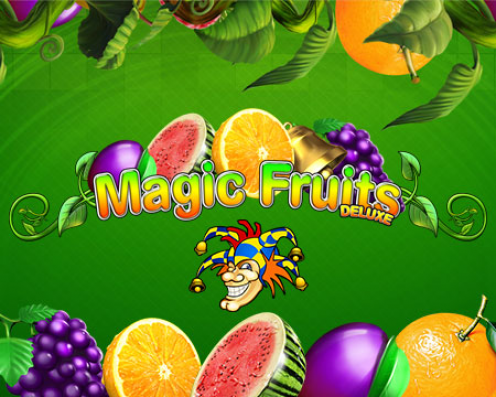 Magic Fruits Deluxe Splash Art