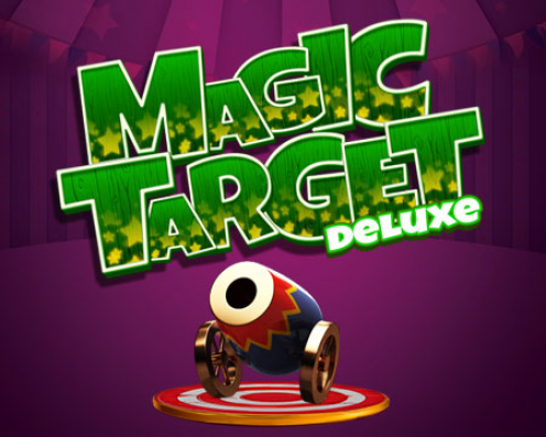Magic Target Deluxe Splash Art